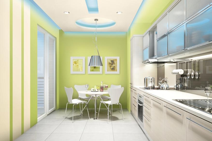 Farba Śnieżka Kuchnia