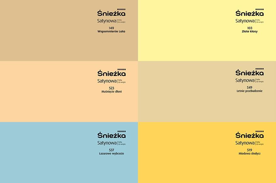 Kolory ścian w stylu prowansalskim
