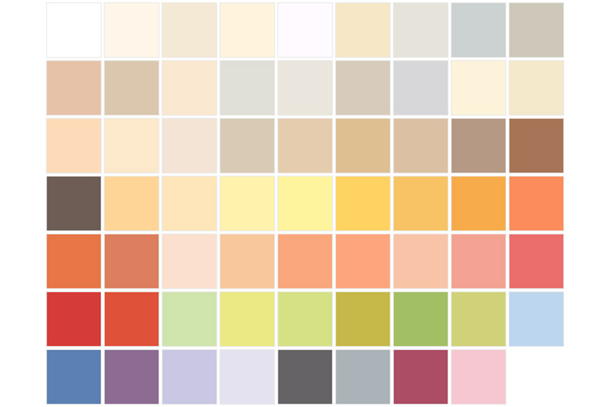 Mojabudowapl Wpis śnieżka Barwy Natury Inspirujące Kolory